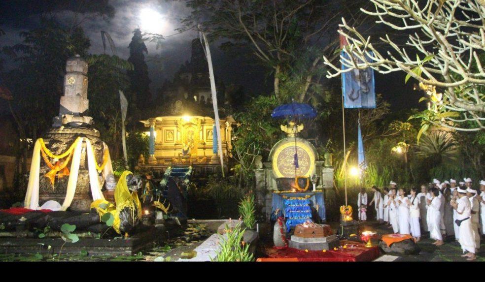 Full Moon Puja