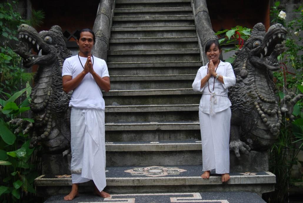 Ashram Munivara Etiquette